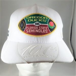 Other - Oregon Ducks Seminoles 2015 Rose Bowl Cap